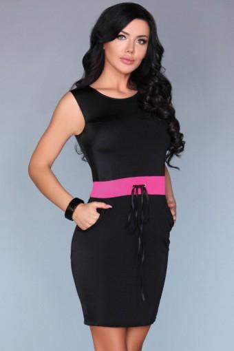 Sukienka sportowa czarna