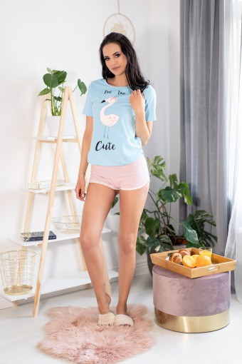 Bawełniana piżama