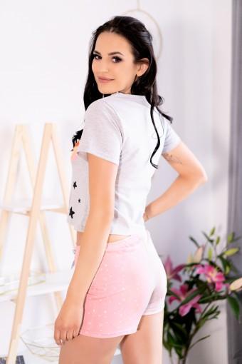 Bawełniana piżama damska