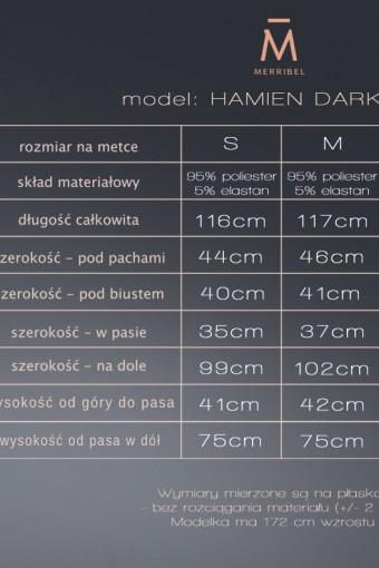 Hamien Dark Green 85603