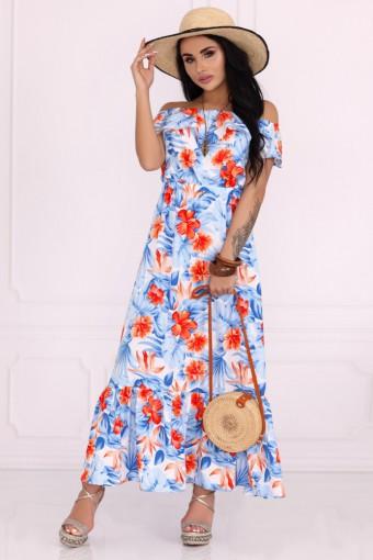 Sukienka hiszpanka długa